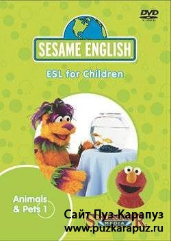 Sesame English ESL for Children - Animals & Pets