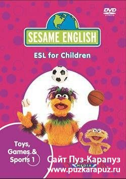 Sesame English ESL for Children - Toys, Games & Sports