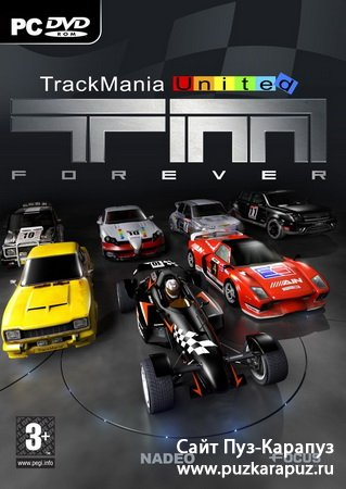 Trackmania Nations Forever [Racing | 2008]