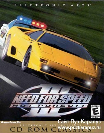 Need For Speed III Hot Pursuit [Racing | Русский]