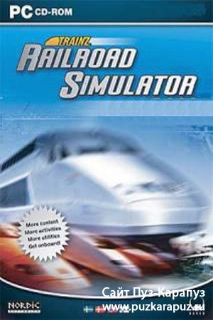 Trainz Railroad Simulator 2009/RUS/ENG