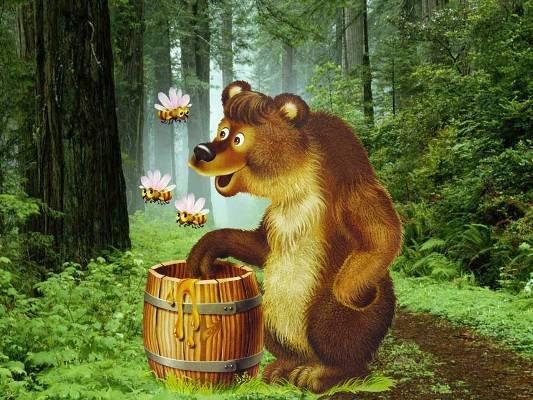 Картинки и звуки животных для малышей от года 14