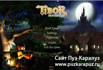 Tibor Tale of a Kind Vampire