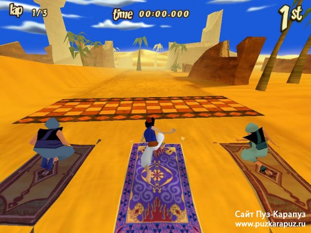 aladdin pc game