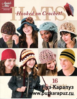 Hooked on crochet Hats