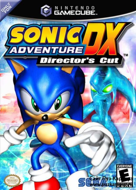 Sonic Adventure DX / RU /2004 / PC