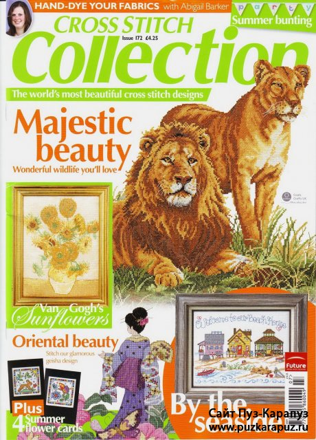 Cross Stitch Collection �172 (����) 2009