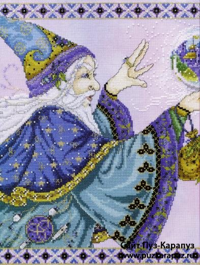 Joan Elliott. Bewitching Cross  Stitch