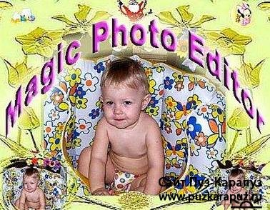 Magic Photo Editor v5.4