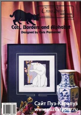 Cats, Borders and Alphabet