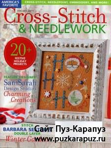 Cross-stitch & Needlework №1 2010