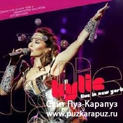Kylie Minogue - Kylie Live in New York (2009) MP3