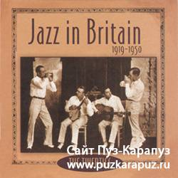 Jazz in Britian (1919-1950) CD 1,2,3,4