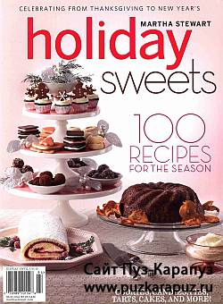 Holiday Sweets – 2009