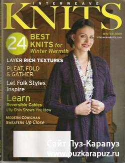 INTERWEAVE KNITS. Winter (2009)