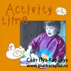 Activity Time (MP3 + DOCX)