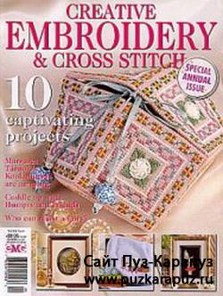 Creative Embroidery & Cross Stitch №6 2009