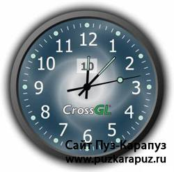 CrossGL Clock 1.00 Portable