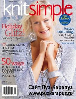 Knit Simple Holiday 2009