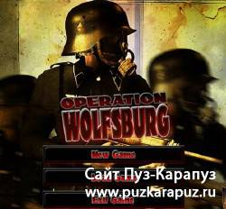 Operation Wolfsburg (2010|New|Eng)