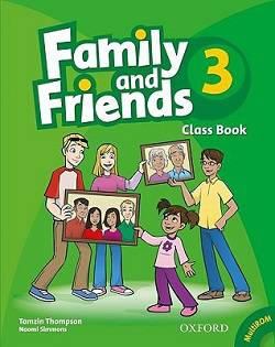 ���������� ���� ��� �����. ����� � ������ / Family and Friends 3 MultiROM