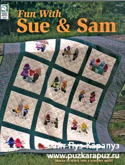 Quilting Fun with Sue & Sam