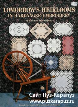 Tomorrow's Heirlooms In Hardanger Embroidery