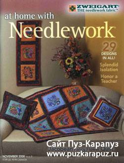 At Home With Needlework No. 8 2008
