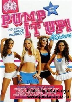 Ministry Of Sound: Pump It Up - Aeroburn (2008) DVDRip