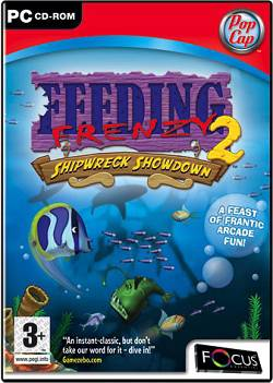 Feeding Frenzy 2 Shipwreck Showdown (2006) PC