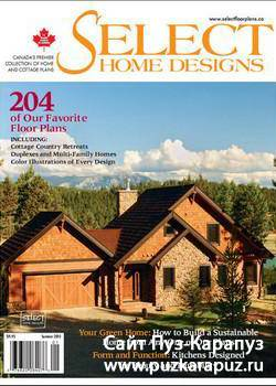 Select Home Designs - Summer 2010