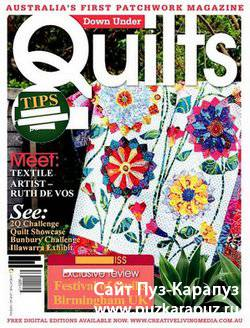 Down Under Quilts №138 November 2009