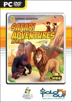 National Geographic Safari Adventures Africa (2010) PC