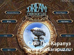 Dream Chronicles: The Book of Air Collector's Edition Full (Final)