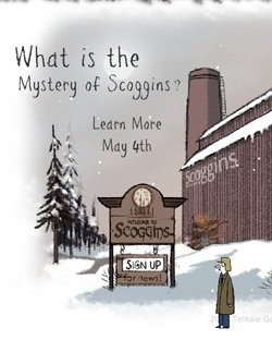 Puzzle Agent: The Mystery of Scoggins (2010) PC