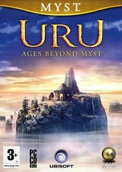 Уру: миры за гранью Миста / Uru: Ages Beyond Myst (Русская версия) (2003) PC