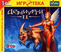 Демиурги 2 / Etherlords 2: The Second Age (2003) PC