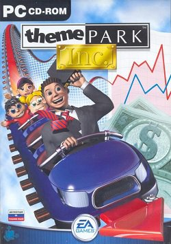 Theme Park. Sim Coaster (2000) PC