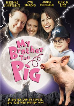 Мой братец Бэйб / My Brother the Pig (1999) DVDRip