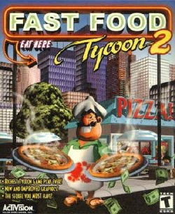 Магнат пиццы 2 / Pizza Connection 2 / Fast Food Tycoon 2 (2001) PC