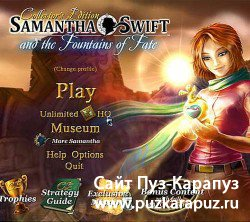 Samantha Swift and the Fountains of Fate: Collector's Edition (2010) Final