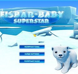 Eisbär-Baby Superstar (2009) PC