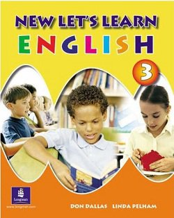 New Let's Learn English 3 (Pupil's book, Activity book, Audio CD, CD-ROM) (2006) PDF, wma, nrg