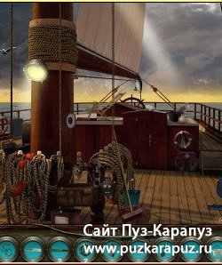 Mysteries And Treasures Adventures Of The Mary Celeste (2009 / PC)