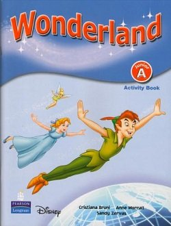 Cristiana Bruni, Anne Worrall, Sandy Zervas - Wonderland Junior A (2010) PDF, JPG, MP3