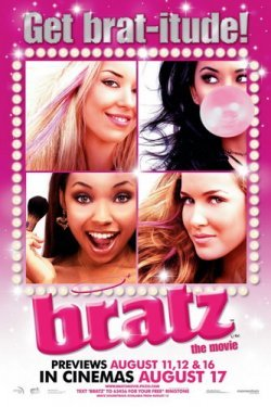 Братц / Bratz: The Movie  / 2007 / DVDRip