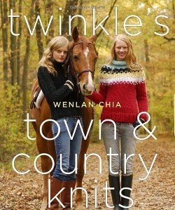 Wenlan Chia.Twinkle's Town & Country Knits