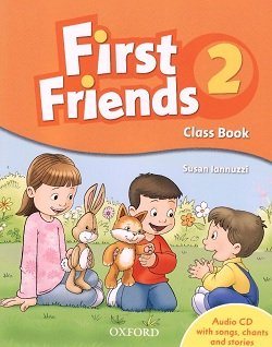 ���������� ���� ��� �����. ������ ������ / First Friends 2 (2009) PDF, MP3