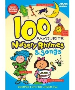100 Favourite Nursery Rhymes And Songs (2000) DVDRip