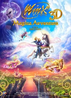 Winx Club. Волшебное приключение / WINX Club. Magical Adventure (2010) DVDRip